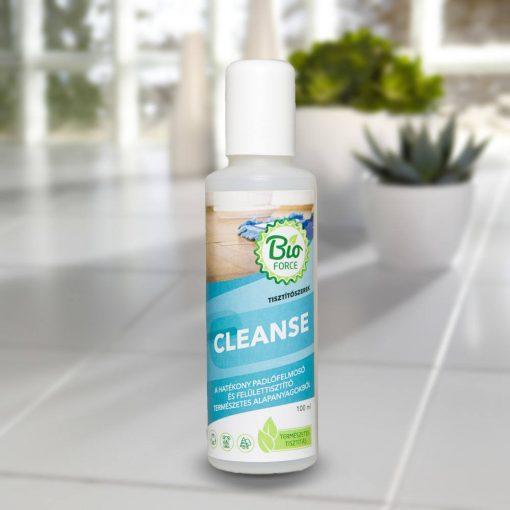 BIOFORCE CLEANSE, padlófelmosó és felülettisztító