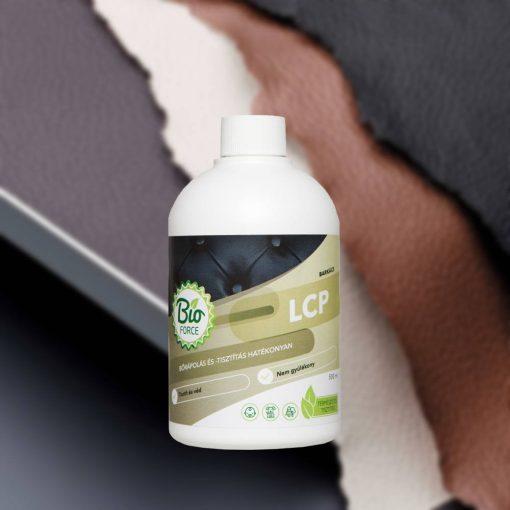 BIOFORCE LCP, bőrápoló és -tisztító