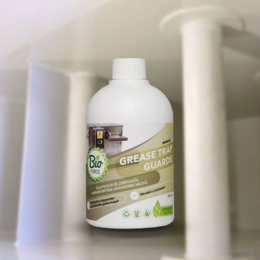 GREASE TRAP GUARDE, olajfogók és zsírfogók karbantartása
