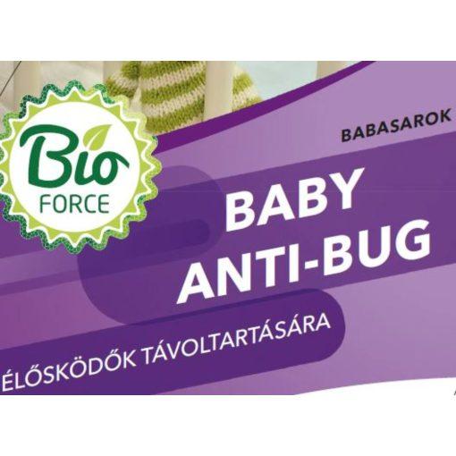 Baby Anti Bug Természetes védő illat rovarok ellen