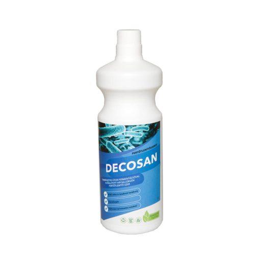 Bioforce Decosan hipoallergén fertőtlenítőszer (5L kanna)