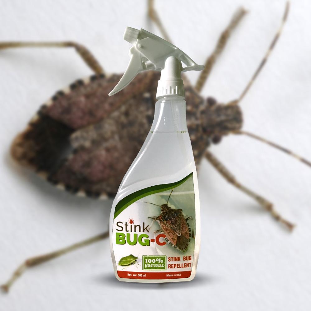 Stink Bug-C természetes védőillat a poloskák távoltartására